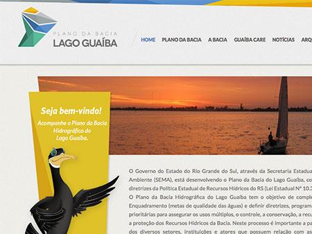 Plano Lago Guaíba
